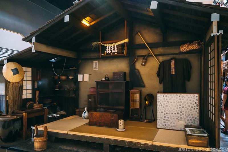 house during edo period