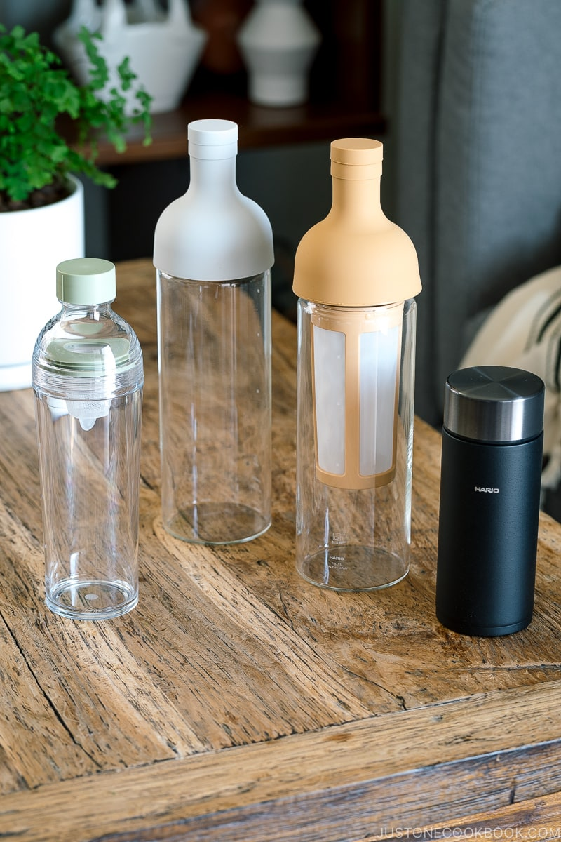 Hario Cold Brew Coffee & Tea Bottle Sets