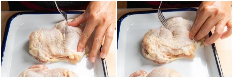 Ume Miso Chicken 2