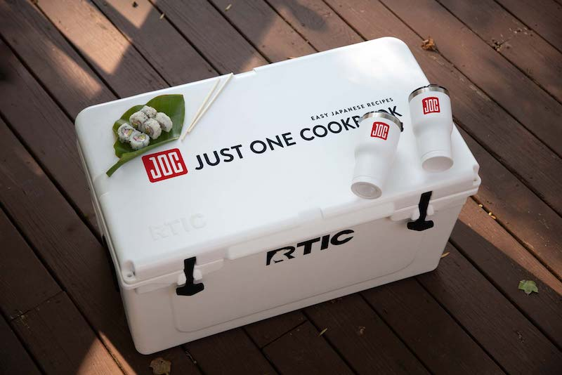 JOC + RTIC Customized Cooler & Tumbler Set Giveaway (US Only) (CLOSED)