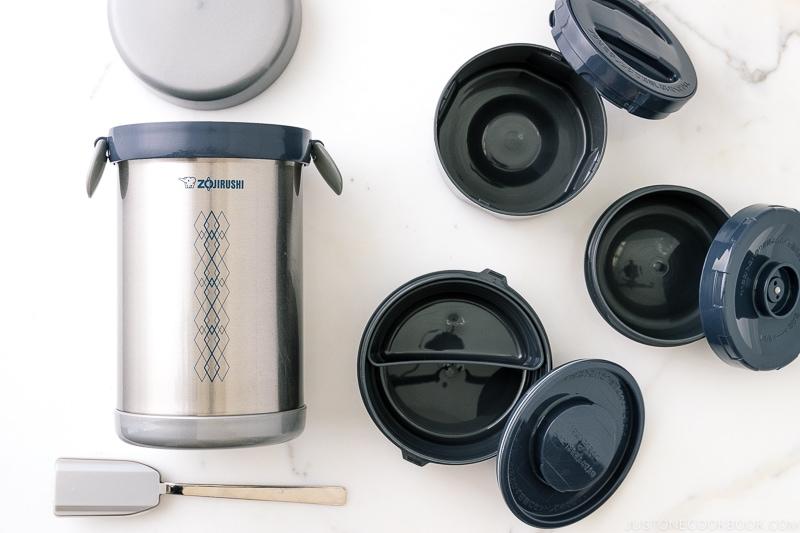 Zojirushi Lunch Jars (3-Tier)